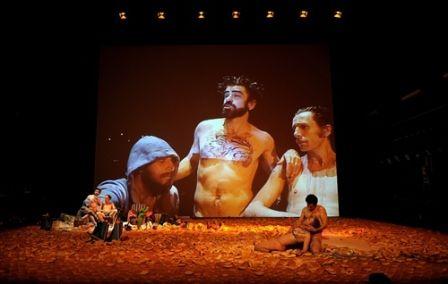 Golgota picnic, théâtre du Rond-Point