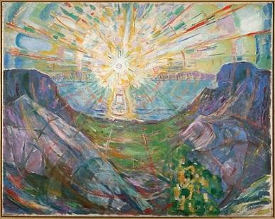 Munch, l'Oeil moderne, expositions à Pompidou