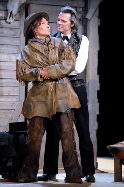 Calamity Jane au théâtre de Paris
