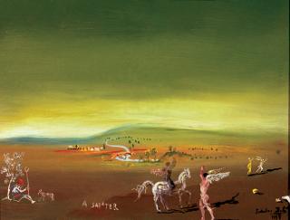 Signé Dali, la collection Sabater