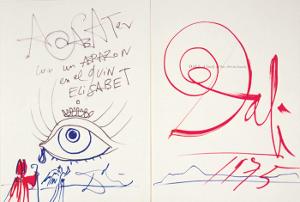 Exposition Signé Dali à l'espace Dali