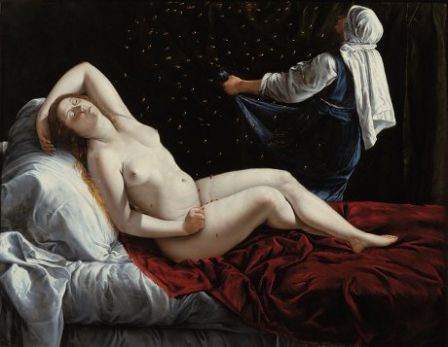 Artemisia Gentileschi, Musee Maillol