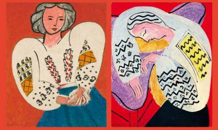 Matisse, Paires et séries, Pompidou