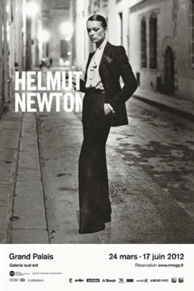 Helmut Newton au Grand Palais, Paris