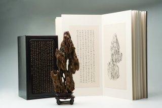 Rochers de lettrés, itinéraire de l'art en Chine