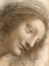 Sainte-Anne, exposition du Louvre
