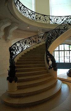 Petit Palais, escalier