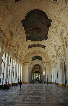 Petit Palais, Galerie