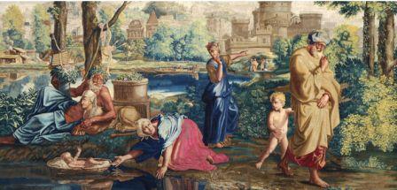 Histoires tissées, galerie nationale des Gobelins