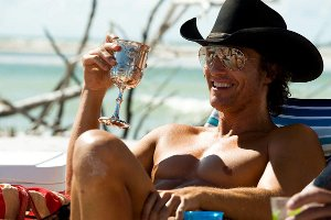 Magic Mike, Soderbergh, McConaughey
