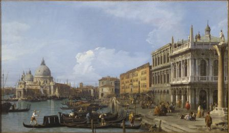 exposition canaletto au musee maillol
