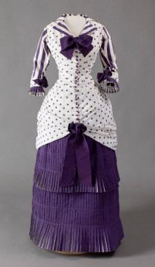 Exposition la mode et l'impressionnisme au musee d'Orsay