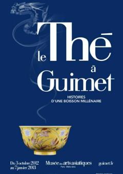 Le thé à Guimet, histoires d'une boisson millénaire