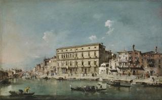 Canaletto-Guardi, Musée Jacquemart-André