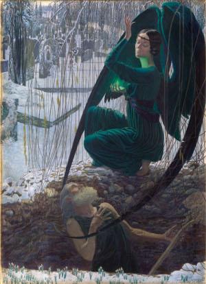 L'Ange du bizarre, Musée d'Orsay