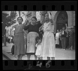 La valise mexicaine, Gerda Taro