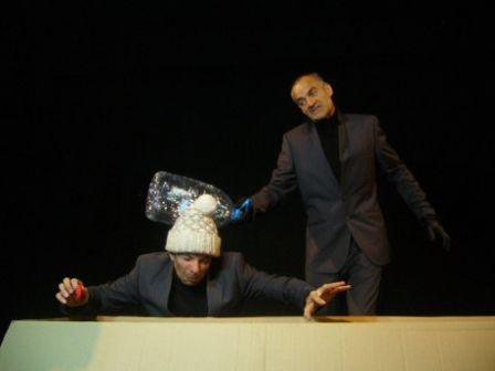 Fables, au théâtre de Belleville