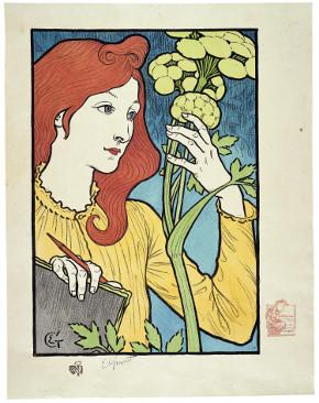 Art Nouveau, Eugène Grasset