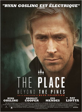Place beyond the pines, Ryan Gosling