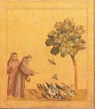 Giotto e compagni au Louvre