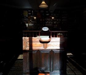 La caisse de la Boutique Souquet à Soueix