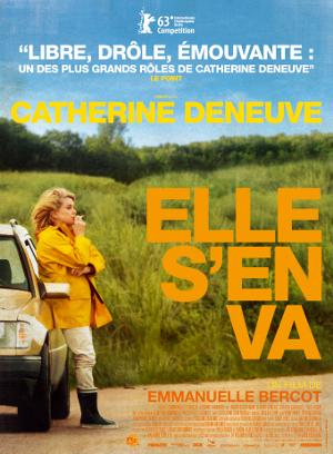 Elle s'en va, Emmanuelle Bercot, avec Catherine Deneuve