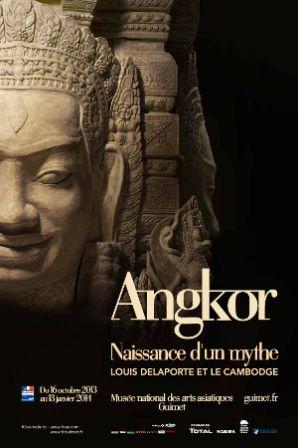 Exposition Angkor au Musée Guimet