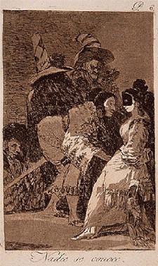 Pinacothèque de Paris, Goya et la modernité