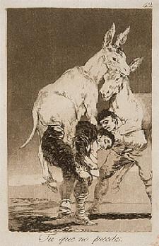 Goya et la modernité à la Pinacothèque de Paris