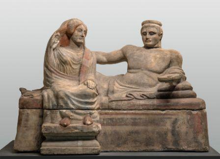 Etrusques au musée Maillol
