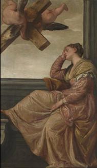 Véronèse, le rêve de Sainte-Hélène