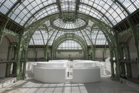 Monumenta 2014, Ilya et Emilia Kabakov, L'étrange cité Photos Didier Plowy pour la Réunion des musées nationaux - Grand Palais,