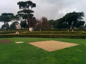 Les jardins de la Villa Médicis