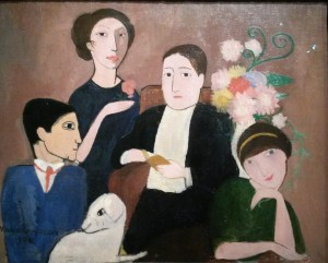 Marie Laurencin, Groupe d'artistes