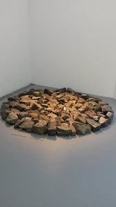 Richard Long, Small Alpine Circle, 1998