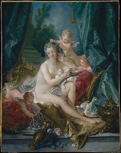 The Toilette of Venus, François Boucher (1751)